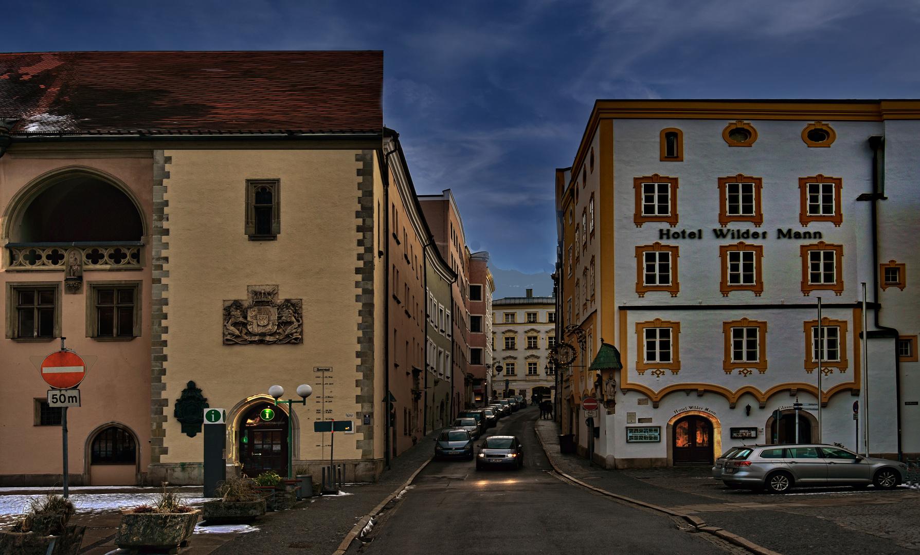 Passau - Erlebnis der Sinne -