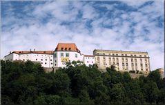 Passau - Feste Oberhaus - Anblick
