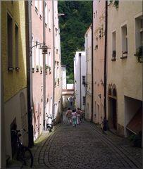 Passau - Gassenblick 1