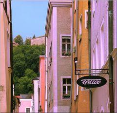 Passau Gassenblick 2