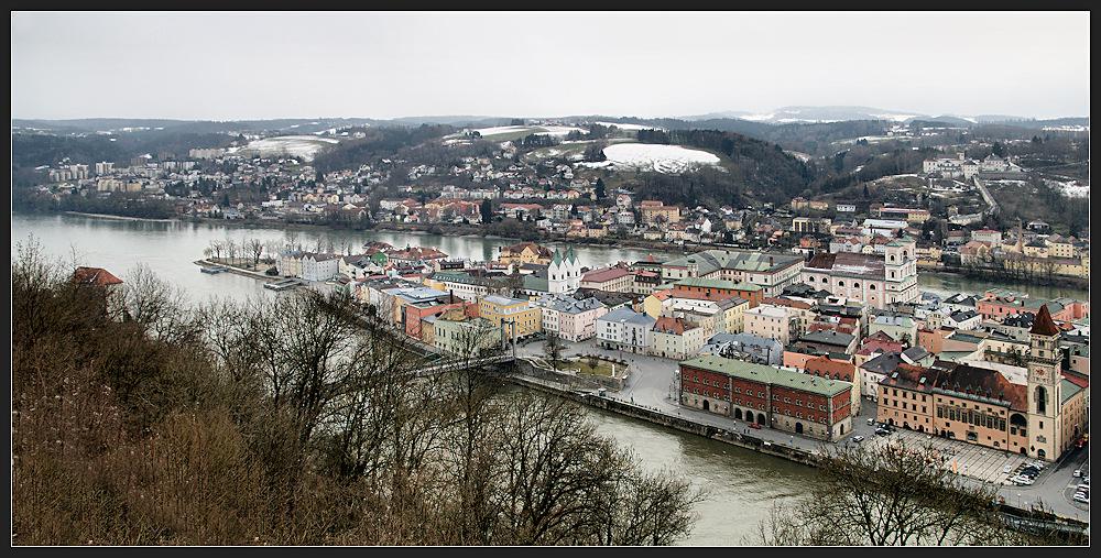 Passau im Regen (3)