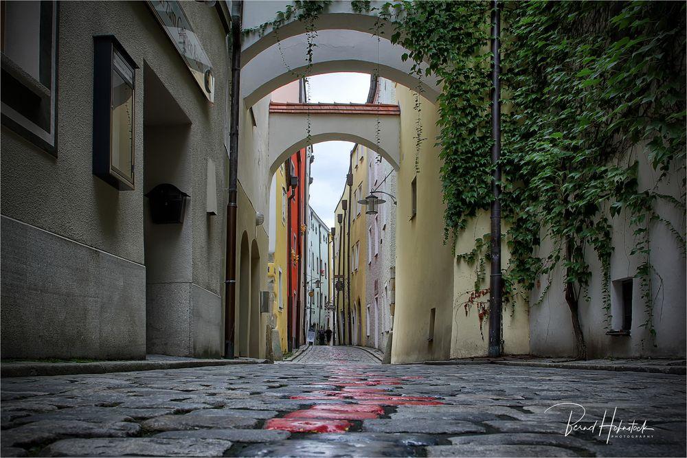 Passau  Impressionen ....