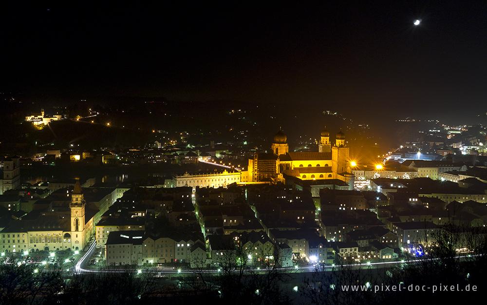 Passau liegt Dir zu Füßen