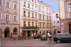 Passau - Plätze 1
