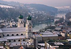 Passau Skyline