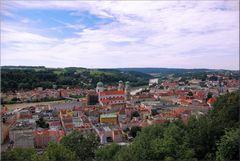 Passau - Überblick 1