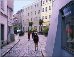 Passau - Wege 1