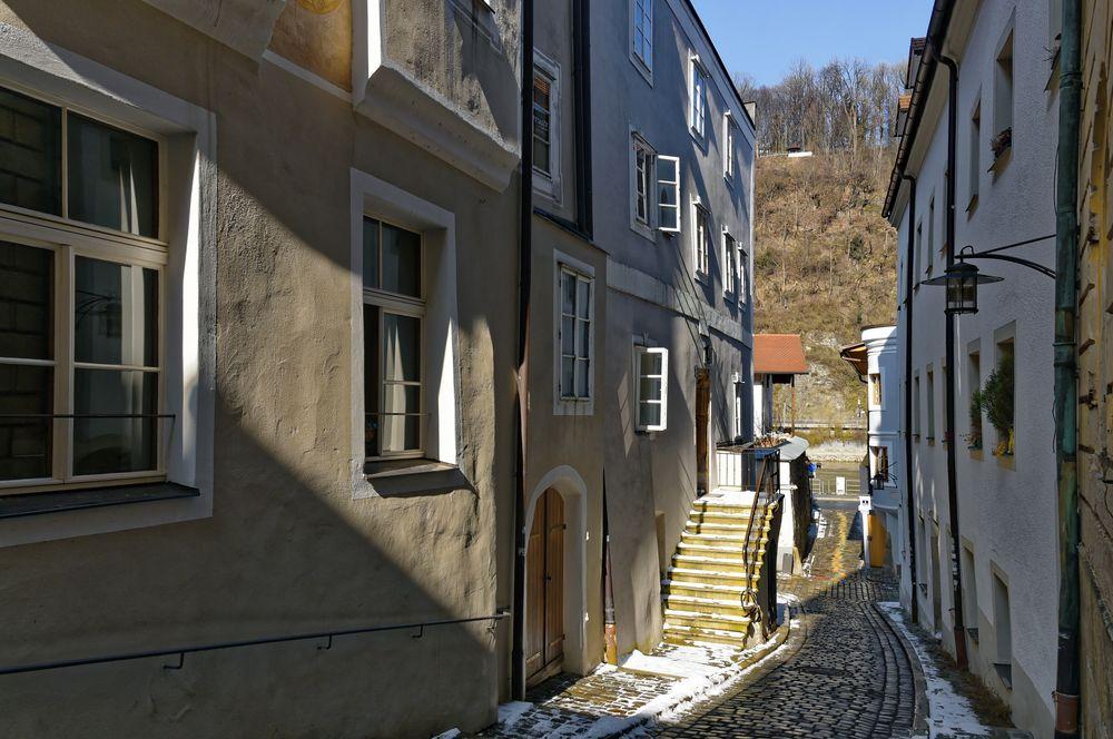 Passauer Gassen