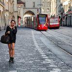 Passeggiando per Berna