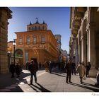 Passeggiando per Corso Marrucino
