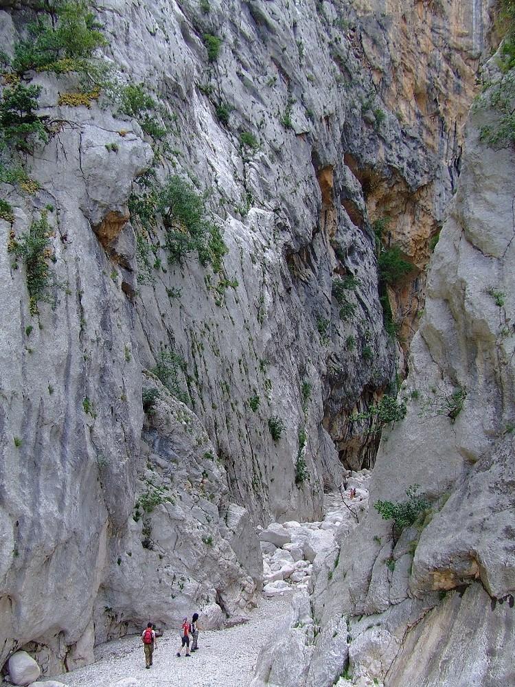 Passeggiata a Gorroppu