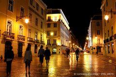 Passeggiata a Lisbona