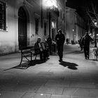 Passeggiata di sera