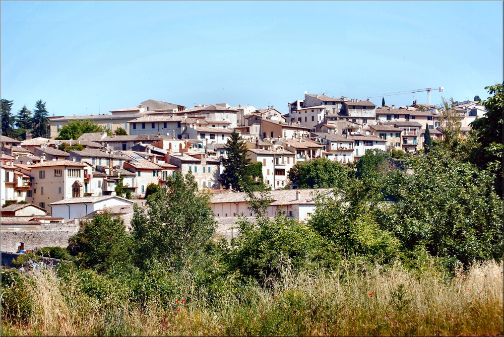 Passeggiata in Toscana