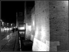 Passeggiata notturna..davanti a Castelvecchio