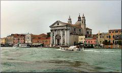 Passeggio al Canale della Giudecca....Gesuati.