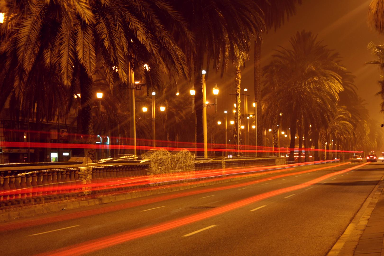 Passeig Colom, Barcelona