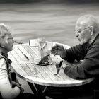 ... passionate conversation