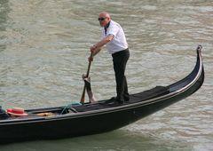 Passionated ferryman