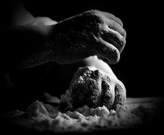 paste and salt...