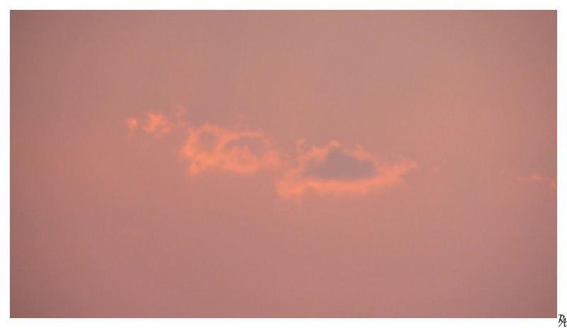Pastell-Himmel