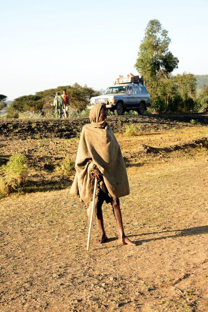 Pastor etíope