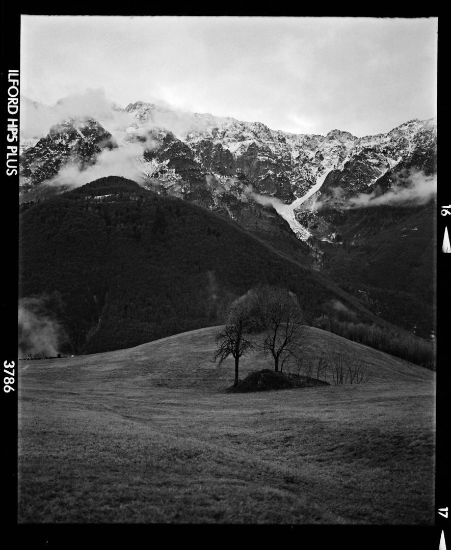 Pasubio valley