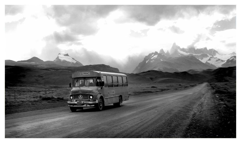 Patagonien 2008