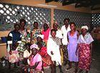 Patientenküche in Agogo (Ghana)