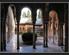 Patio de los Leones und Sala de los Reyes
