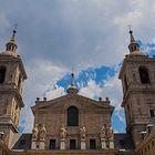 Patio de Reyes del Monasterio de El Escorial
