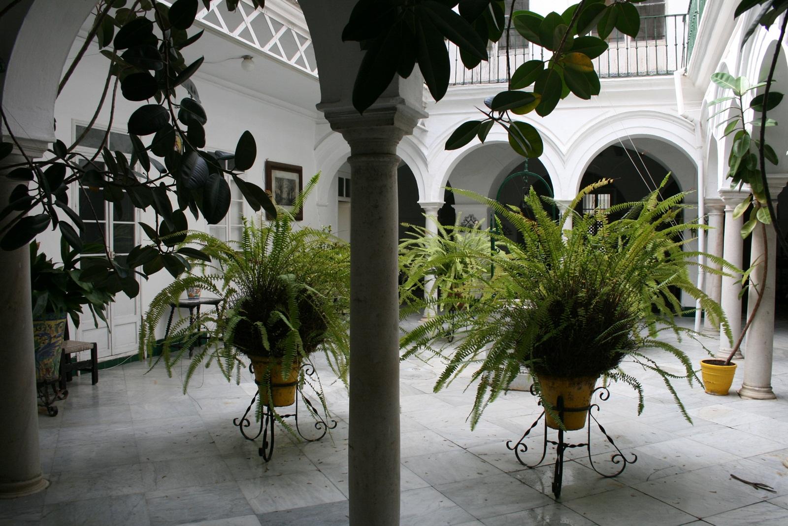Patio de Sanlúcar