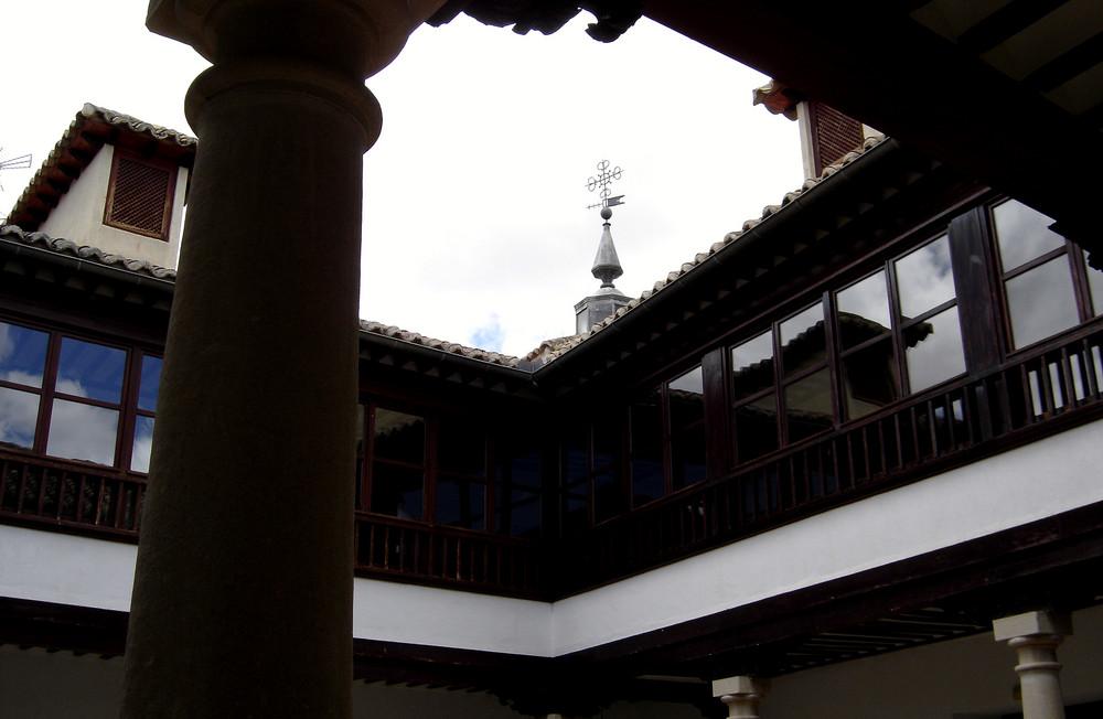 Patio en Almagro