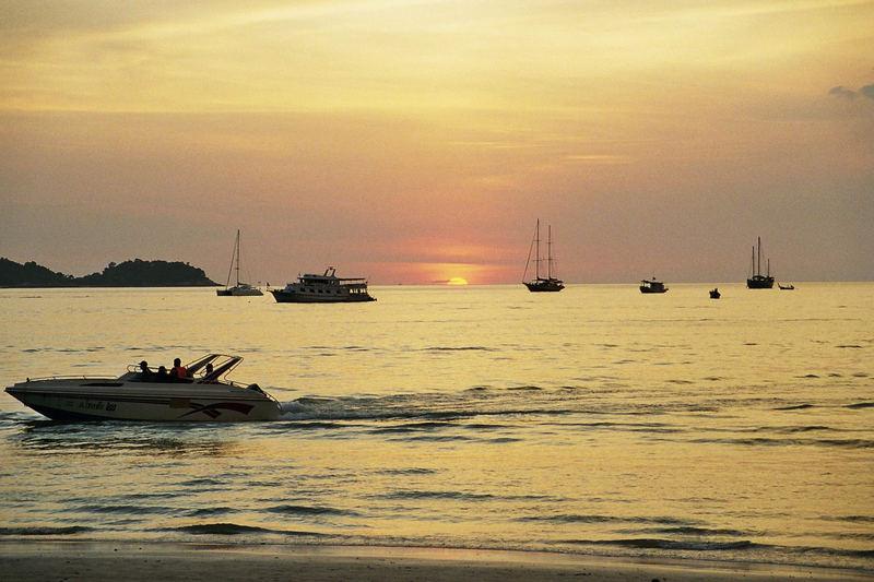 Patong Beach 2006