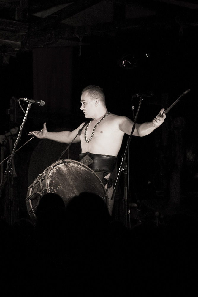 Patrick der Kalauer - Corvus Corax