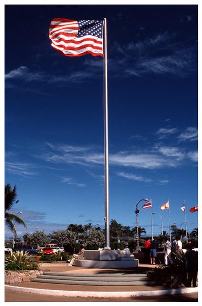 Patriotismus - Hawaii