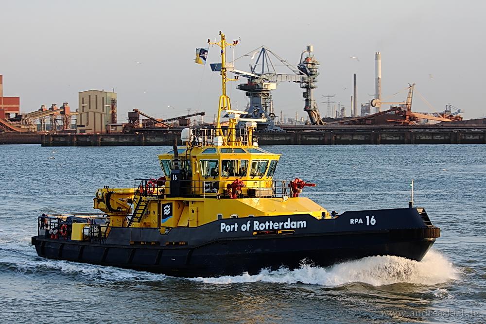 Patrol Vessel RPA 16