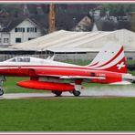 Patrouille Suisse Emmen 2018 2018-12-06 207 (24) DUO Detail Northrop F-5E Tiger II ©