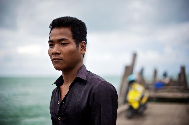 Pattaya Pier worker - 1