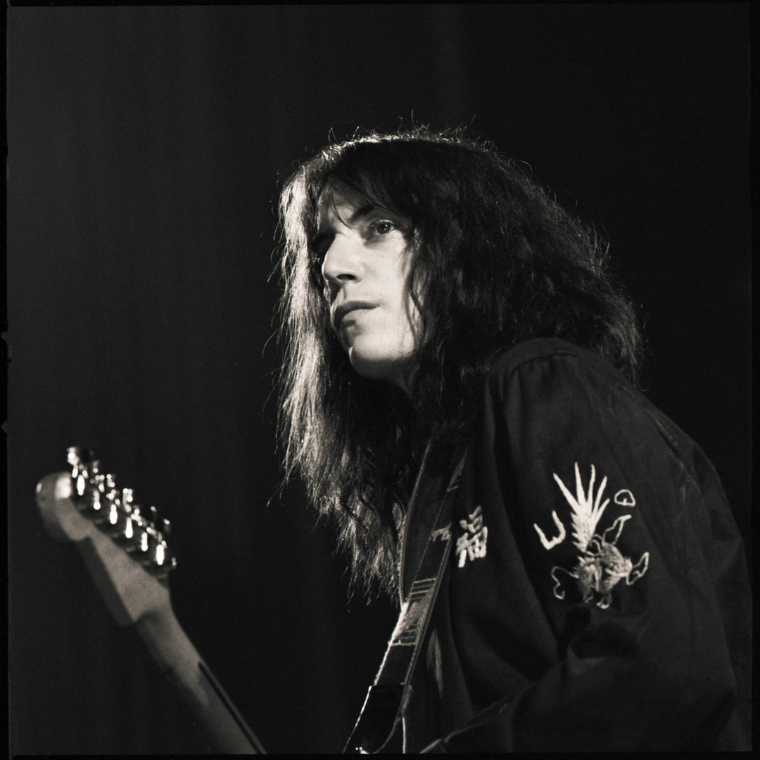 Patti Smith, Konzert in der Stadthalle Offenbach, 20. März 1978