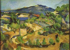 Paul Cézanne In der Provence