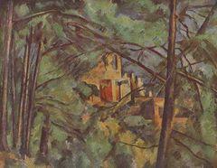 Paul Cézanne Le Château Noir