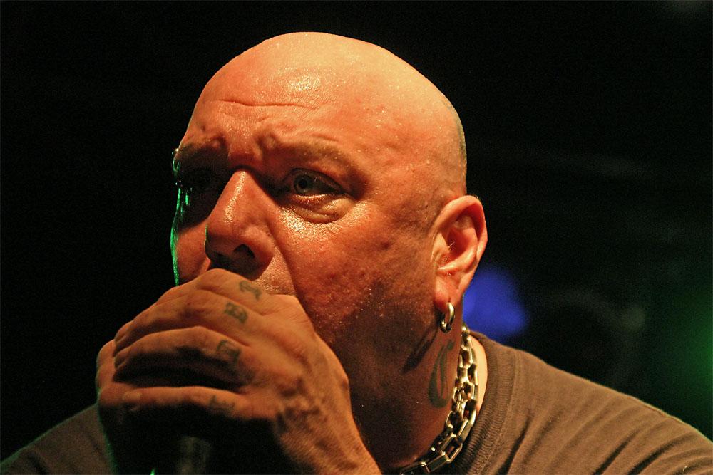 Paul Di'Anno auf'n Rockharz