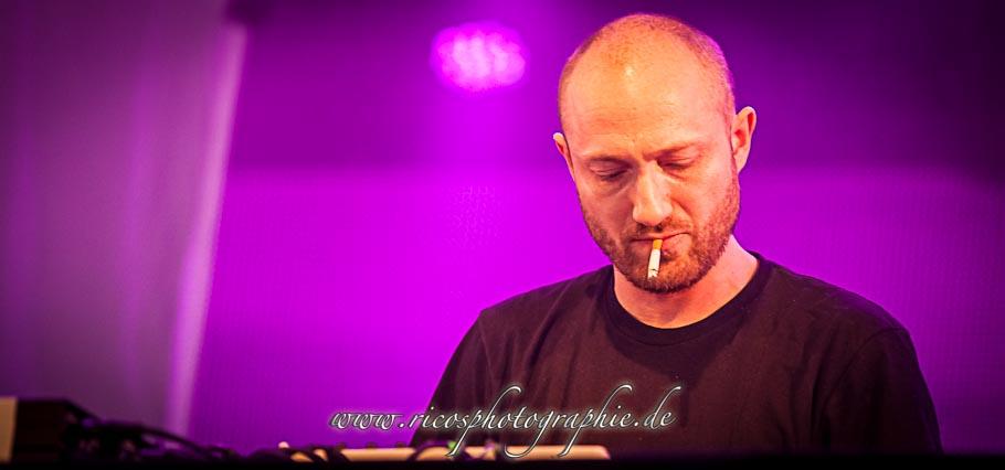 Paul Kalkbrenner Live auf Pinkpop 2012