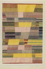 Paul Klee Monument im Fruchtland