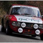 Paul Picot @ 33. Sanremo Rally Storico
