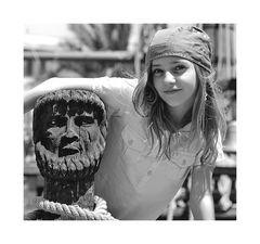 Paulina und der Pirat