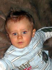 Pauls blaue Augen