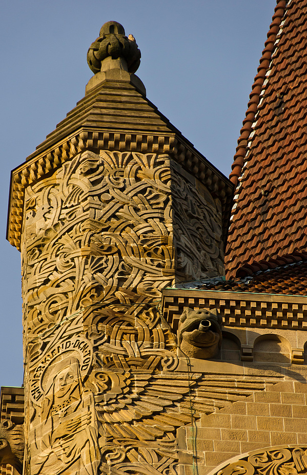 Paulskirche Detail 5