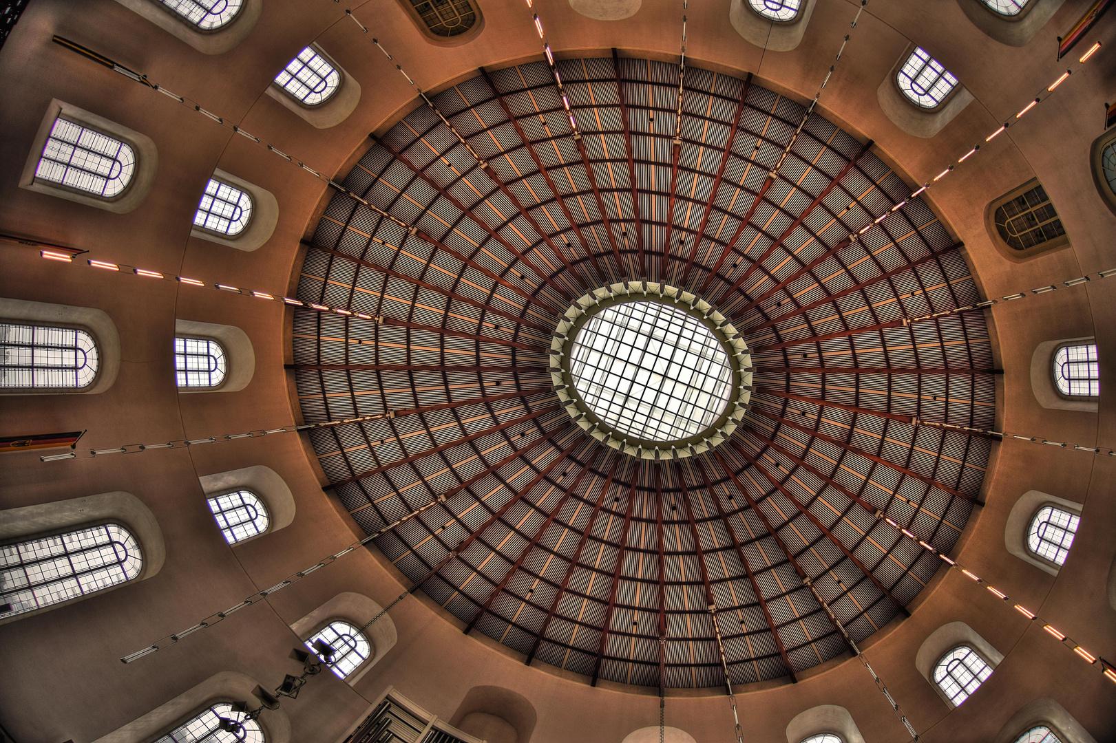 Paulskirche Frankfurt .